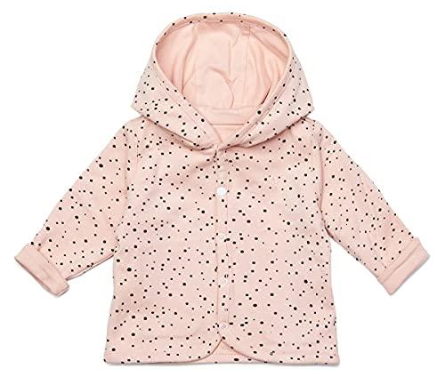 Noppies Baby Mädchen/Jungen/Unisex Cardigan Novi Strickjacke (Peach Skin (P214), 50)