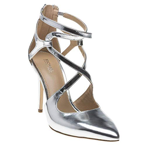 Michael Michael Kors Women Catia Patent Leather Pumps