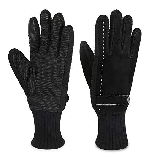 Ameiqa Fahrradhandschuhe,Warme Handschuhe - Für Männer Frauen Sport Wandern Reiten Fahren Radfahren