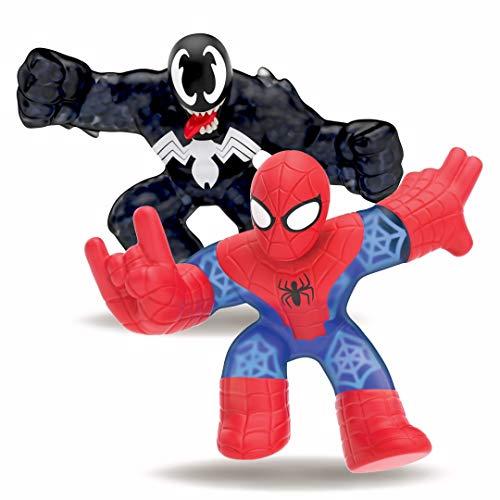 Heroes of Goo Jit Zu 41146 Marvel Versus Pack-Spider-Man VS Venom