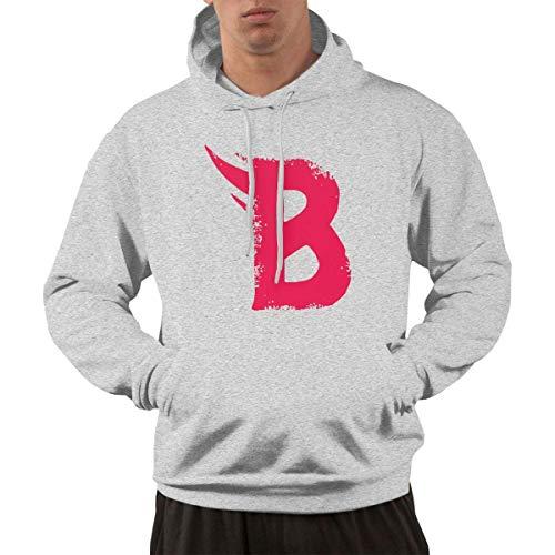 Tengyuntong Hombre Sudaderas con Capucha, Sudaderas, Men's Pullover Hooded Sweatshirt - Beastars