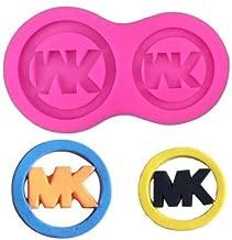 Fashion Designer Brand Silicone Mold | Bakell Decorating, Fondant, Baking, Soap, Ice Tray, Chocolate & Candy Silicone Molds