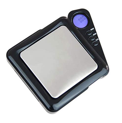 Mini elektronische weegschaal Digitale keukenweegschaal Precisie-sieraden Weegt vierkante zakweegschaal, twee specificaties om uit te kiezen, de beste keuze
