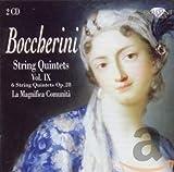 Boccherini: String Quintets Vol.9 - La Magnificata Comunita