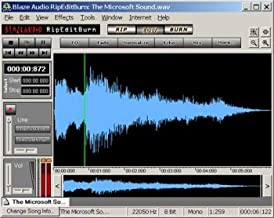 LP/Tape to CD/MP3 Conversion Software Suite-Convert LPs and Tapes to Wav & MP3, Remove Pops, Clicks, Hum & Hiss, Break Files into Tracks, Burn to CD, Export to MP3 Player