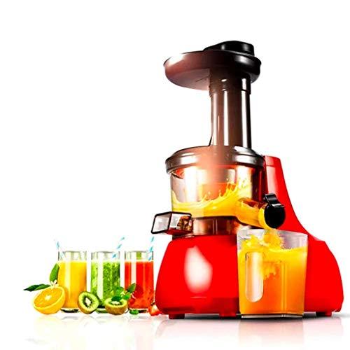 Qinmo Exprimidoras, baja velocidad de múltiples funciones del jugo del hogar de la máquina,...