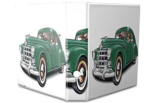 Motiv Akten Ordner Bedruckt 60mm DIN A4 Calssic Auto