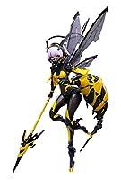 [AC] 蝸之殻 1/12 ゲーム アニメ キャラクター 女性 美人 セクシー 機甲少女 スズメバチ娘 WASP GIRL アクションフィギュア