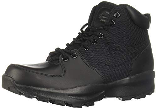 Nike Herren Manoa Trekking-& Wanderstiefel, Schwarz (Black/Black/Black 1), 42.5 EU