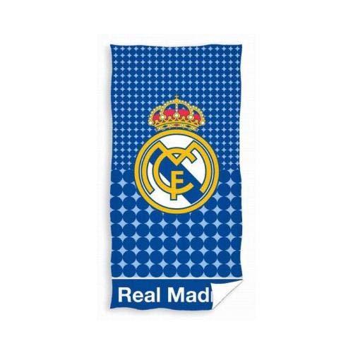 Real Madrid RM171013 - Toalla de playa, 70 x 140 cm