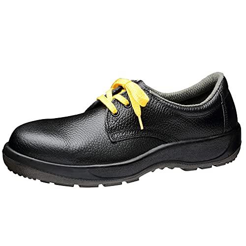 [ミドリ安全] 女性用 安全靴 JIS規格 短靴 LCJ010 静電 ブラック 23.0 cm 3E