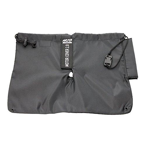 NC-17 Connect Universal Motor Cover 2.0 | Schutzhülle, Motorschutz, Abdeckung, Motorcover für E-Bikes mit Mittelmotor für alle Modelle| Nylon | Farbe Schwarz