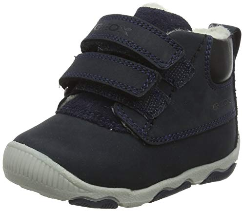 Geox Baby Jungen B New BALU' Boy B Ankle Boot, Navy, 26 EU