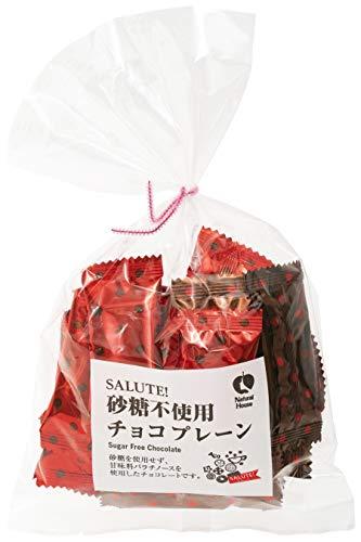 [ナチュラルハウス] チョコレート 砂糖不使用 チョコ プレーン 89g×3袋 オーガニック