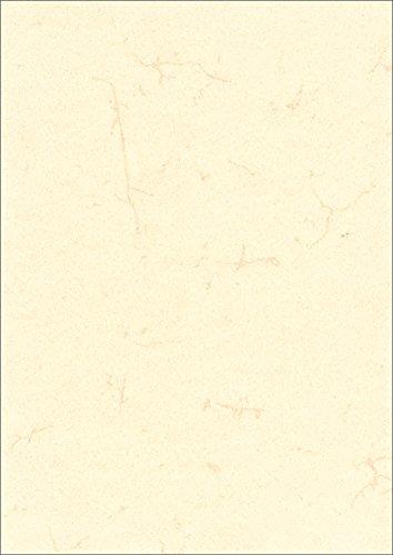 RNK 2858 Elefantenhaut - Kleinformat Urkunde A4 hell