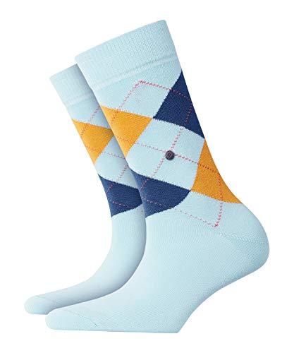 Burlington Damen Queen Socken, Mint, 36-41