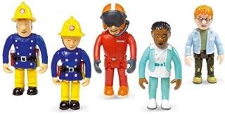 Fireman Sam Set of 5 Articulated Figures