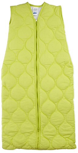 Jollein 016-516-64700 slaapzak winter, 90 cm, lime sanforized