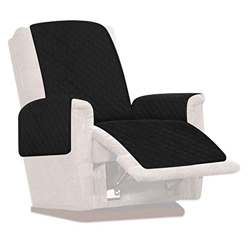 Reversible Recliner Chair Protector, Waterproof Furniture Protector Slip,...