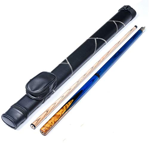 HSWYJJPFB Stecca Biliardo 55'Piscina per Biliardo in Legno di Legno per Biliardo Stick Biliardo 18.5-21 Oncia con Giunto in Acciaio 3 Pezzi (Taglia : 2#)