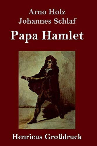 Papa Hamlet (Großdruck)