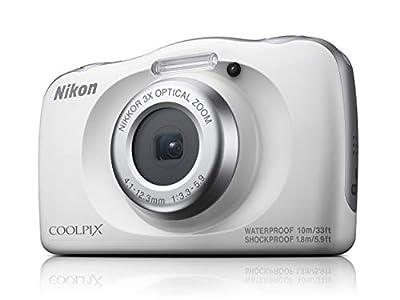 Nikon Coolpix W150, White, Compact from Nikon