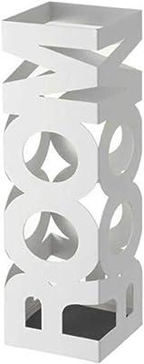 LINrxl ホテルロビーホームOfficeA鉄アート傘バレルウォーキングスティックホルダーデコレーションストレージラックスタンド傘 (Color : B)