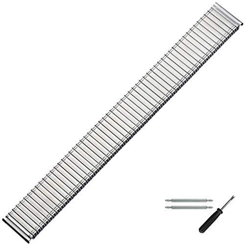 Marburger 86601300020 - Orologio da polso, cinturino in acciaio inox colore acciaio