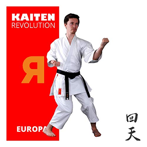 Kaiten Karateanzug Europa Revolution Regular 11 oz (185)