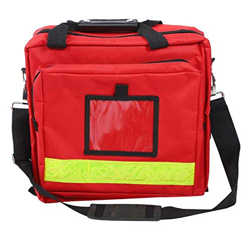 SALUTUYA Paquete de Primeros Auxilios de Gran Capacidad, para emergencias al Aire Libre