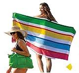 Dulla Beach - 2-in-1 Beach Bag and Towel Combo | Unique Beach...