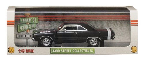 HIGHWAY61 1/43 Dutch Dart 1968 high gloss black (japan import)