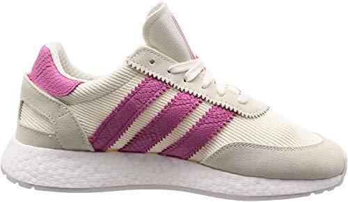 adidas I-5923 W, Zapatillas de Deporte para Mujer, Blanco (Casbla/Rossho/Griuno 0), 38 EU