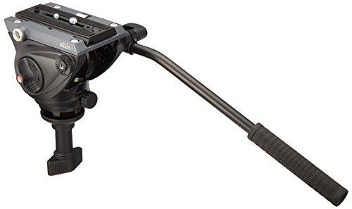 Manfrotto leichtgewichtiges Fluid-Videosystem mit Tasche