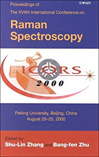Proceedings on the 17th Conference on Raman Spectroscopy (ICORS)