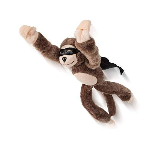 LKYH Plüschtier Spielzeug Spielzeug schöne Neuheit cool super Fliegender AFFE schreiende Schleuder Plüschtier Kinder Geschenk Dropshipping 20cm