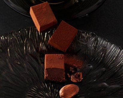 [冷蔵便] ROYCE'(ロイズ) 生チョコレート ガーナビター