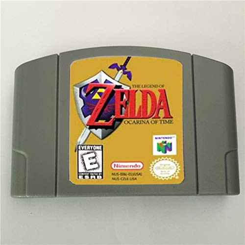 New The Legend of Zelda Ocarina of Time - Nintendo 64 N64 Video Game Cartridge Console US Version