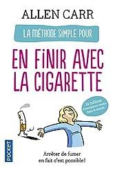 livre La méthode simple pour en finir avec la cigarette