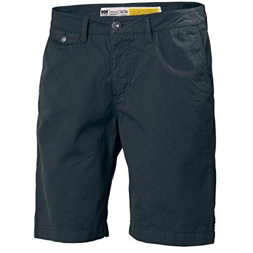 Helly Hansen HH Bermuda Shorts 10 Pantalones Deportivos, Hombre, Azul (Azul Navy 597), (Tamaño del Fabricante:38)