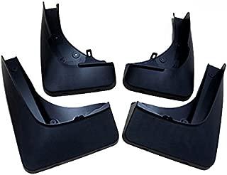 ITrims Plastic Accessories Exterior Mud Flaps Splash Guard 4PCS For BMW X5 E70 2008-2013
