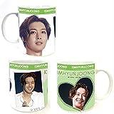 キム ヒョンジュン マグカップ キムヒョンジュン Kim HyunJoong グッズ KimHyunJoongmg0003