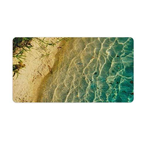 Beautiful Seaside Scenery - Alfombrilla para ratón (750 x 400 x 3 mm)