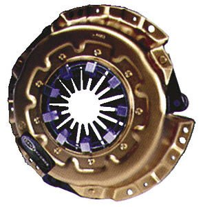 Centerforce CF018522 Centerforce I, Clutch Pressure Plate and Disc Set '92-97 Lexus SC300 3.0L 2JZ-GE', '85-88 Toyota 4Runner 2.4L Turbocharged 5-Spd', '92-95 Toyota 4Runner 2.4L 22RE 4WD', '82-85 Toyota Celica Supra 2.8L 5M-GE', '84-87 Toyota Cressida 2.8L 5M-GE', '85-88 Toyota Pickup 2.4L Turbocharged 22R-TE