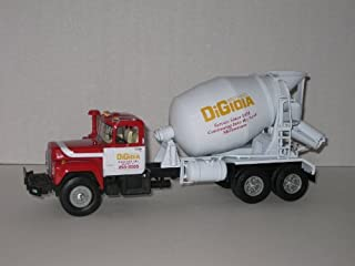 First Gear Die Cast Truck, 19-2561, R Model Mack Mixer with DiGioia Brothers Logo, 1/34th Scale