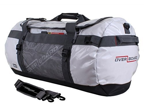 OverBoard Watertight Duffle Bag 60 l of ADVENTURE White by Overboard
