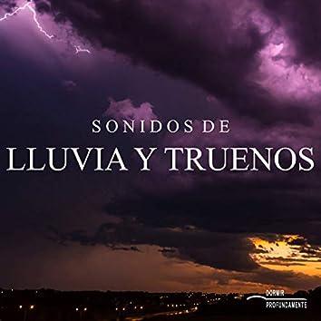 Sonidos de Lluvia y Truenos