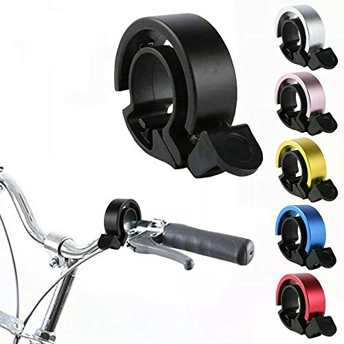 HGDM Timbre Bicicleta, Timbre De Bicicleta Aleación De Aluminio, Set De 6...