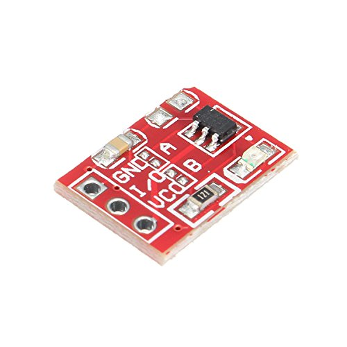 ILS - 2.5-5.5V TTP223 Capacitive Touch Switch Button Self Lock Module For Arduino
