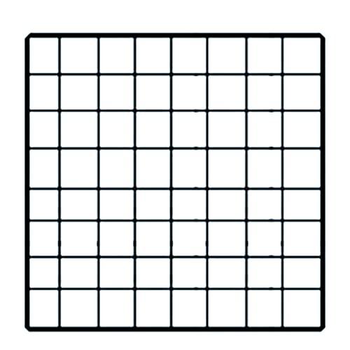 Panel de alambre de rejilla de metal negro tablero de notas arte foto marco de exhibición cesta estante organizador de pared postales DIY estante alambre panel foto marco